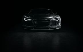 Картинка Audi, Carbon, Black, Exotic, Fast, eGarage, PPI Razor