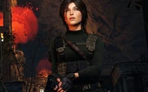 Обои Tomb Raider, Lara, Portraits, Rise