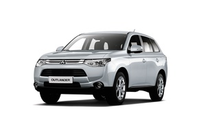 Обои 2015, белый, Mitsubishi, ZA-spec, аутлендер, Outlander, мицубиси