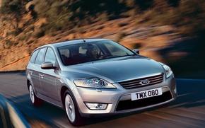 Картинка Ford, mondeo, titanium, turnier