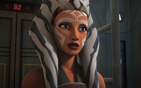 Картинка animated series, Звездные войны: Повстанцы, Ahsoka Tano, Star Wars: Rebels