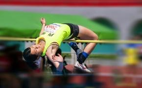 Картинка фон, прыжок, спорт