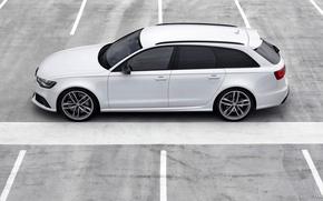 Картинка Audi, Quattro, Avant, RS6