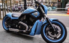 Картинка дизайн, мотоцикл, байк, Harley-Davidson, Харли Дэвидсон