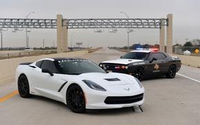 Картинка Corvette, Chevrolet, Tuning, Hennessey, Stingray, Chevrolet Tuning, Corvette Tuning, Hennessey Chevrolet Corvette Stingray HPE600
