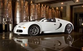 Обои Roadster, Bugatti, бугатти, Veyron, родстер, вейрон