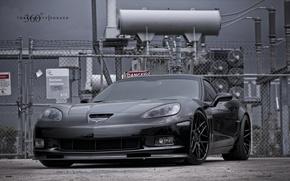 Картинка Corvette, Chevrolet, Grand, Sport