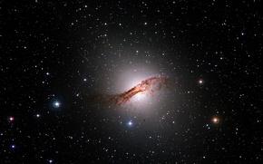 Картинка галактика, Центавр А, NGC 5128