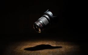 Картинка свет, тень, объектив, Samyang