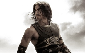 Обои принц персии, джейк джилленхоул, актер