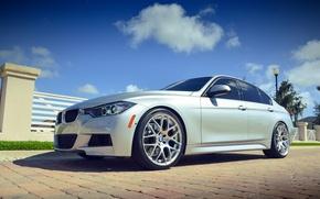 Картинка бмв, BMW, 328i, F30, M Sport