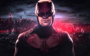Картинка New York, Daredevil, avenger, netflix, мэт мёрдок