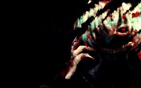 Картинка mask, токийский гуль, tokyo ghoul, kaneki ken