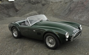 Картинка Ford, Shelby, кобра, форд, шелби, Cobra, 1964, AC Cars, 289, CSX 2423