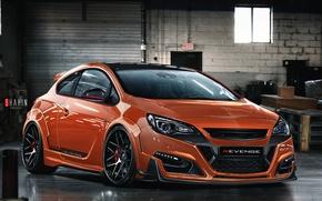 Картинка 2015, астра, C Revenge, опель, VXR, Astra, Opel