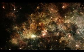 Обои звезды, туманность, light, созвездие, skyward sun nebula