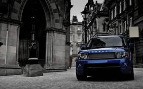Картинка машина, авто, range-rove