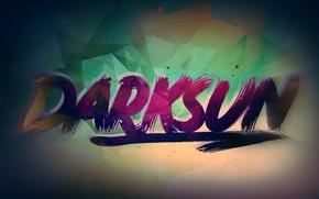 Картинка logo, t1L, nickname, darksun