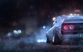 Картинка Nissan, Skyline, Khyzyl Saleem, Ghost Games, Game Art, Concept Artist at EA