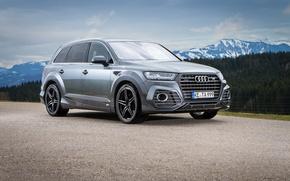 Картинка Audi, ауди, кроссовер, ABT