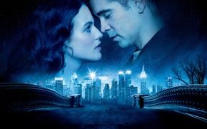 Картинка Colin Farrell, Winter's Tale, Любовь сквозь время, Jessica Brown-Findlay