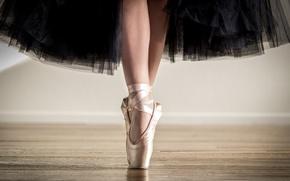 Картинка ноги, юбка, балерина, пуанты