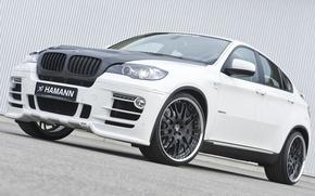 Обои Черно-белая, BMW