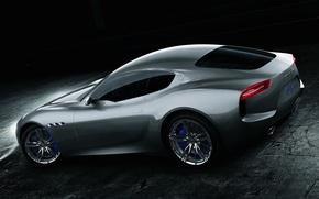 Картинка Maserati, concept, coupe, alfieri