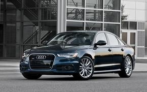 Картинка Audi, Ауди, Машина, Обои, Car, Auto, Тачка, Wallpapers, Sedan, Спортбэк, Авдюха, US-Spec, S-Line, С-Лайн