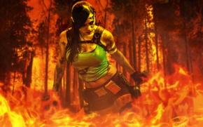 Картинка Tomb Raider, Games, Lara Croft, Honnoror