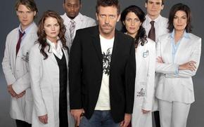 Обои Доктор Хаус, House M.D