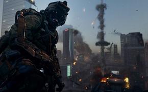 Картинка Call of Duty, Activision, Advanced Warfare