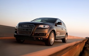 Картинка Audi, quattro, tdi