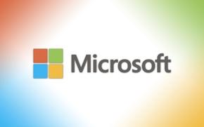 Картинка microsoft, logo, bright, new logo