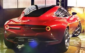 Картинка Concept, концепт, 2012, Touring, Disco Volante, SuperLeggera