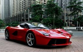 Картинка Ferrari, суперкар, итальянский, F70, 2013, LaFerrari, F150, гибридный