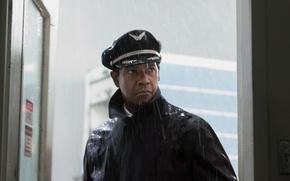 Картинка капитан, Flight, Denzel Washington, Дензел Вашингтон, Экипаж, Whip Whitaker