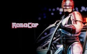 Картинка Робот-полицейский, RoboCop, ремейк фильма 1987 года