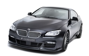 Картинка BMW, Hamann, black, Series