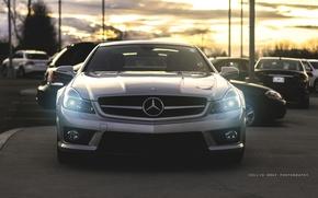 Картинка Mercedes, AMG, SL63