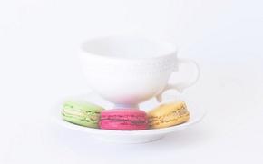 Картинка фон, печенье, чашка
