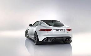 Картинка Jaguar, Coupe, TypeR