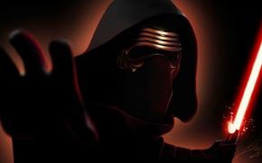 Обои Звездные войны, Star Wars, арт, Kylo Ren