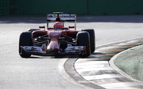 Картинка блеск, ferrari, formula 1, 2014, kimi raikkonen, raikkonen, kimi, f14t, australian grand prix
