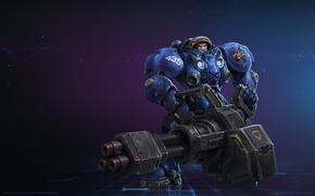 Картинка Blizzard, StarCraft 2, Heart of the swarm, heroes of the storm