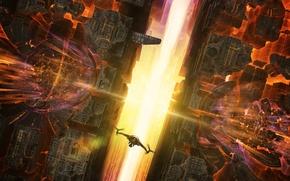 Картинка flight, fusion, reactors area