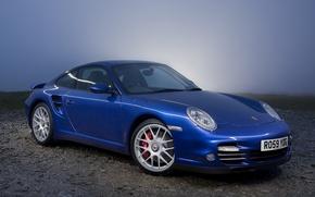 Картинка 911, Porsche, Coupe, Turbo