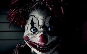 Картинка cinema, panic, movie, fear, evil, film, darkness, clown, 2015, terror, macabre, haunting, sinister, macabre smile, …
