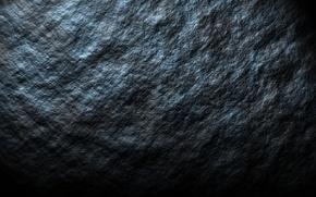 Картинка стена, черный, камень, глыба