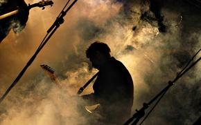 Обои гитара, концерт, музыка